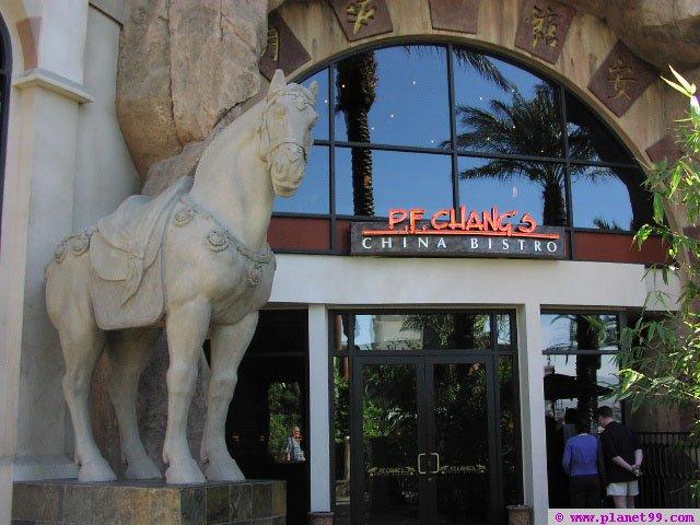 Las Vegas , P.F. Chang's