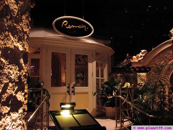 Renoir  , Las Vegas