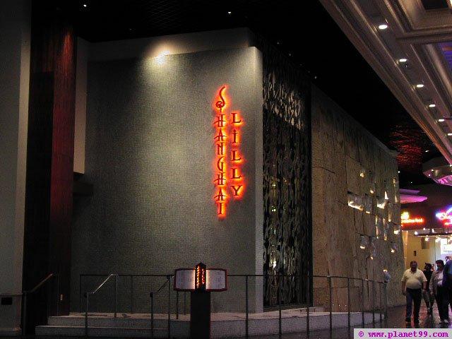 Shanghai Lilly , Las Vegas