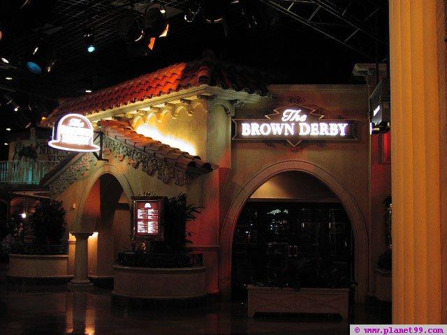 Brown Derby , Las Vegas