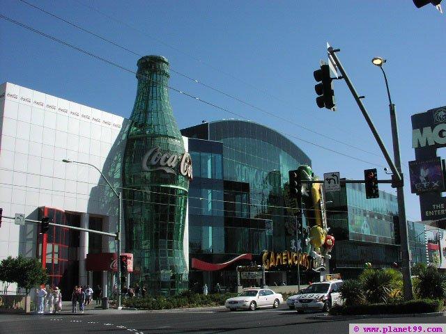 Gameworks , Las Vegas