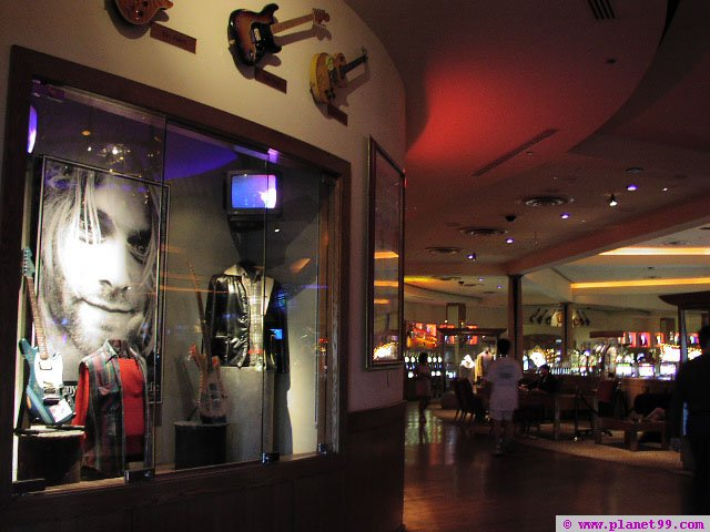 Hard Rock Hotel , Las Vegas