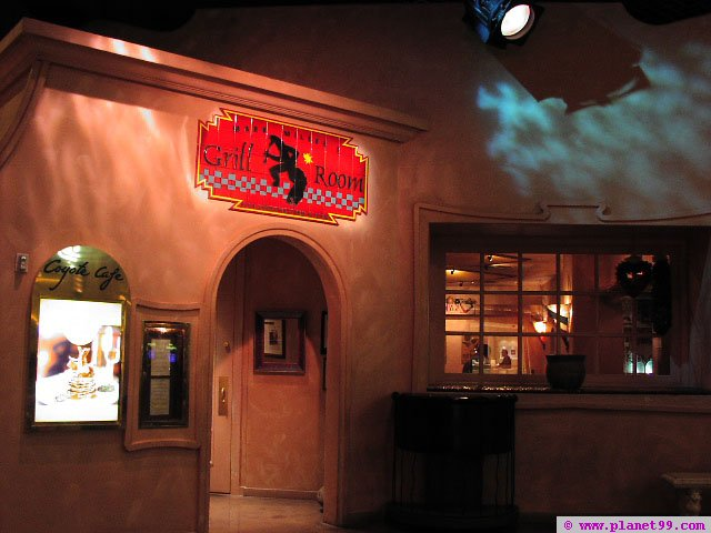 Mark Miller's Grill Room , Las Vegas
