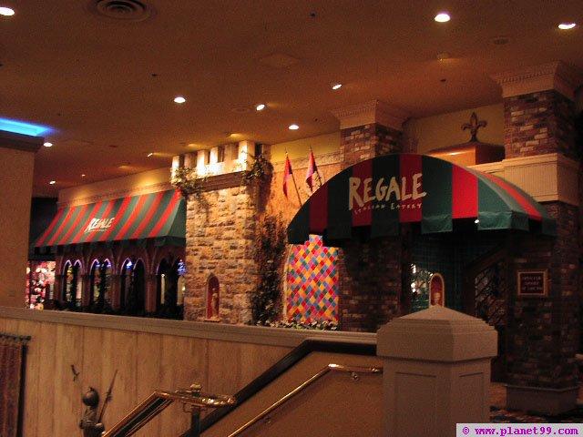Regale , Las Vegas