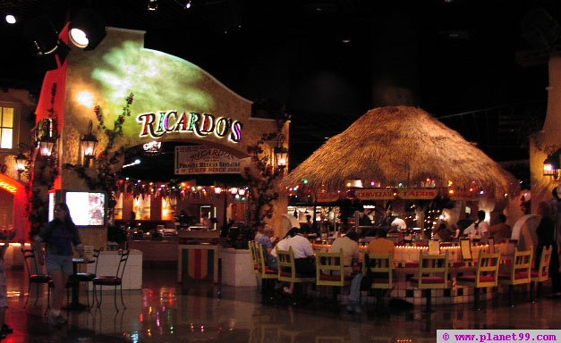 Ricardo's , Las Vegas