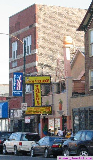 El Taco Veloz , Chicago