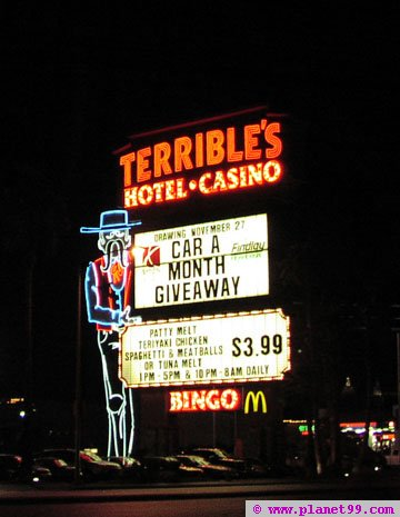 Terrible's , Las Vegas