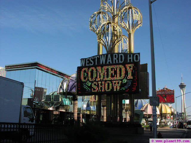 Westward Ho  , Las Vegas