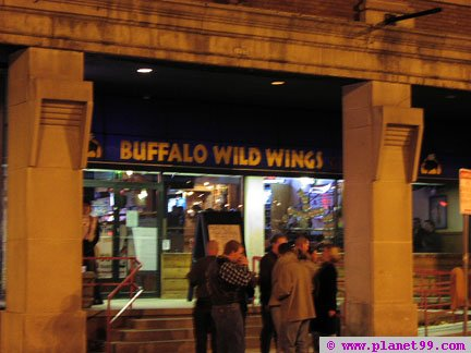 Buffalo Wild Wings  , Milwaukee