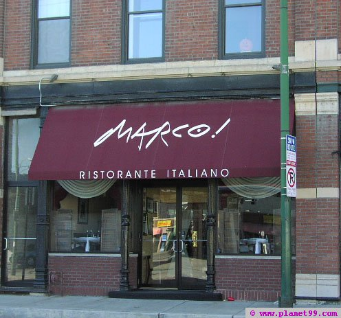 Marco's  , Chicago
