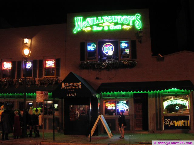 McGillicuddy's , Detroit