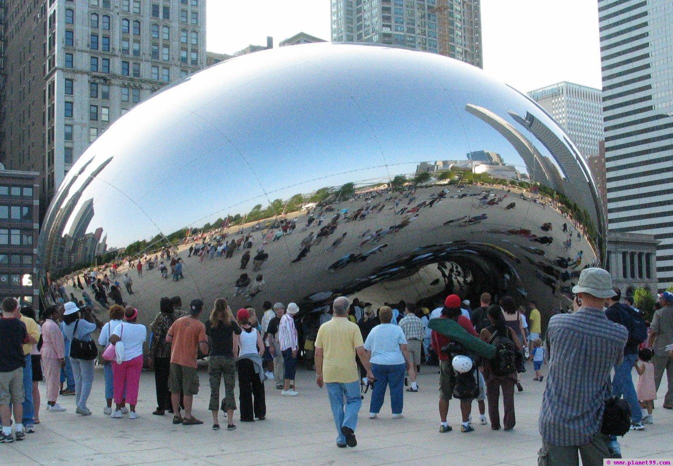 Millenium Park , Chicago