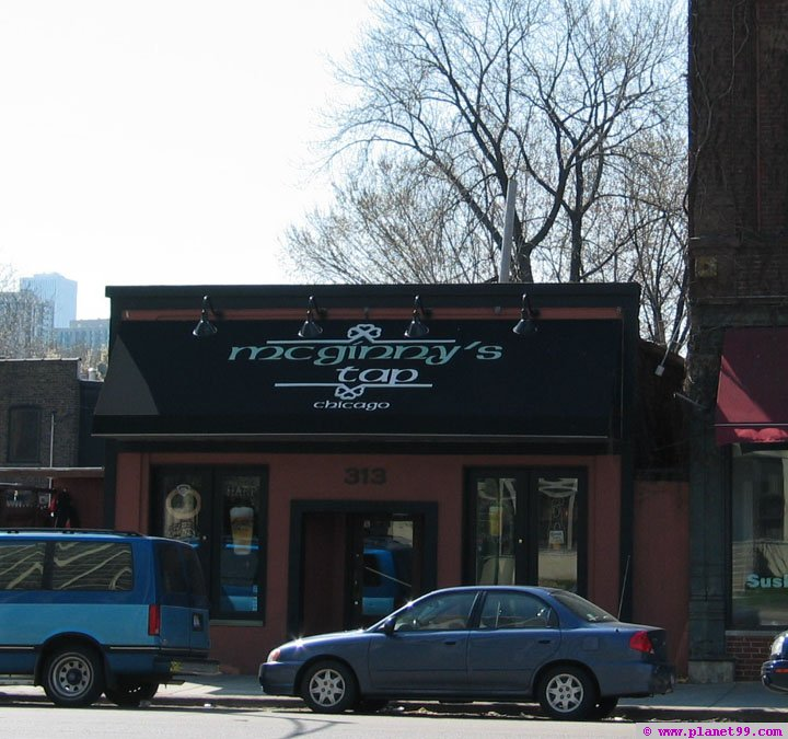 McGinny's Tap  , Chicago