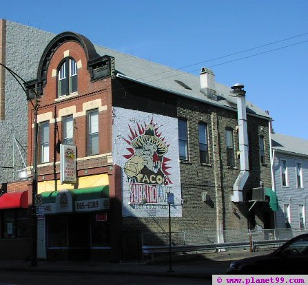 Taco Burrito House , Chicago