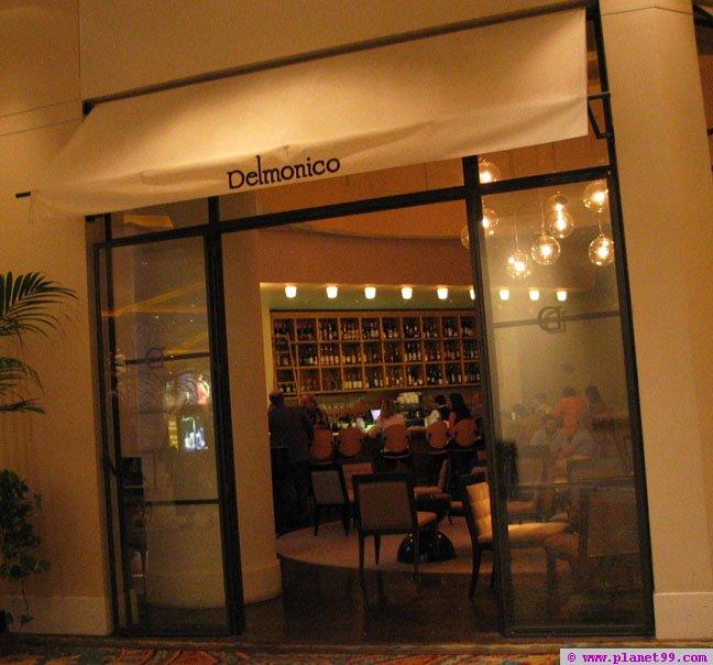 Delmonico Steakhouse , Las Vegas