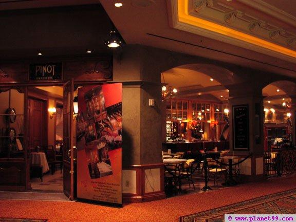 Pinot Brasserie , Las Vegas