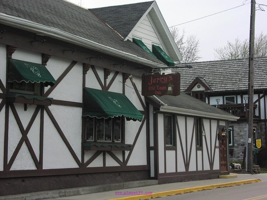 Jerry's Old Town Inn , Germantown