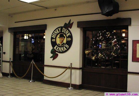 Hinky Dink Kenna's  , Chicago