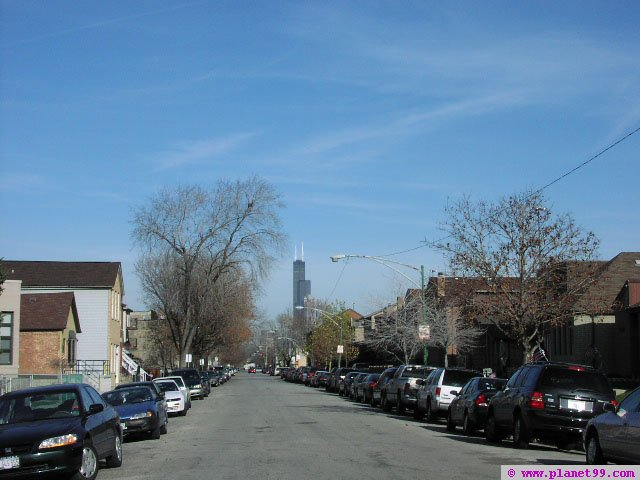 Bridgeport Neighborhood , Chicago