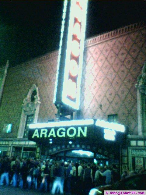Chicago , Aragon Ballroom