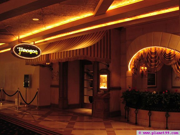 Francesco's , Las Vegas
