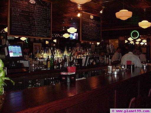 Tom's Oyster Bar , Detroit
