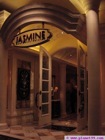 Jasmine , Las Vegas