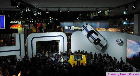 International Auto Show 2002 , Detroit