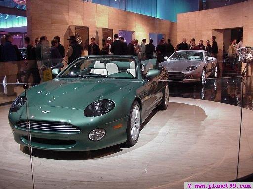 International Auto Show 2001 , Detroit