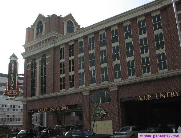 Detroit , Greektown Casino