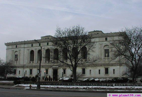 Detroit Public Library , Detroit