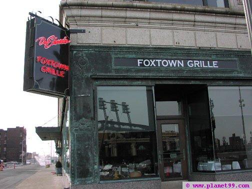 Foxtown , Detroit