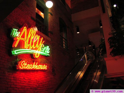 Alley Grill , Detroit