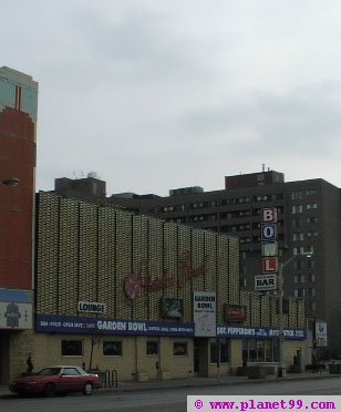 Garden Bowl , Detroit