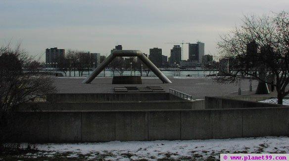 Hart Park , Detroit