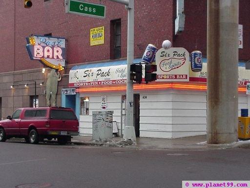 Post Bar , Detroit
