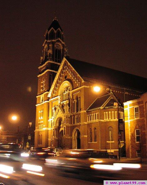 Saint Benedict's Church , Chicago