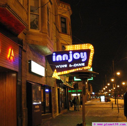 Chicago , Inn Joy