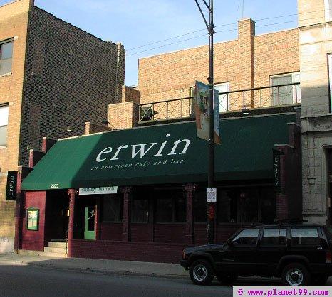 Erwin  , Chicago
