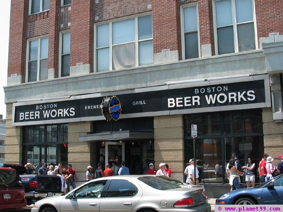 Boston Beer Works , Boston