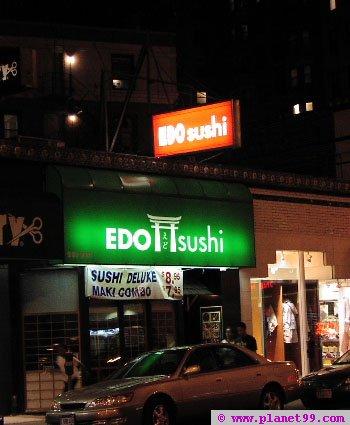 Edo , Chicago