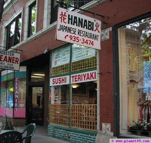 Hanabi , Chicago