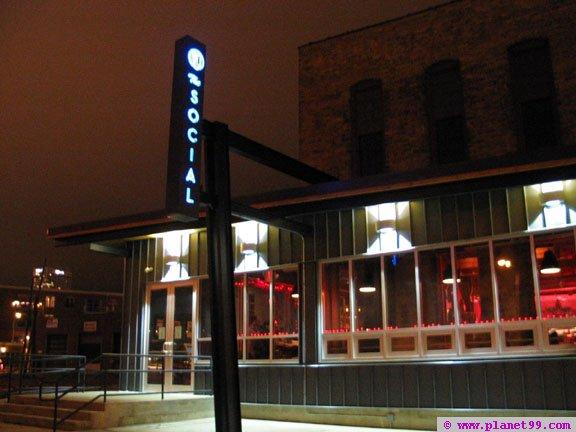 Social Bar and Grill  , Milwaukee