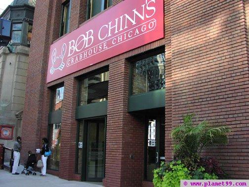 Bob Chinn's Chicago Crab House  , Chicago