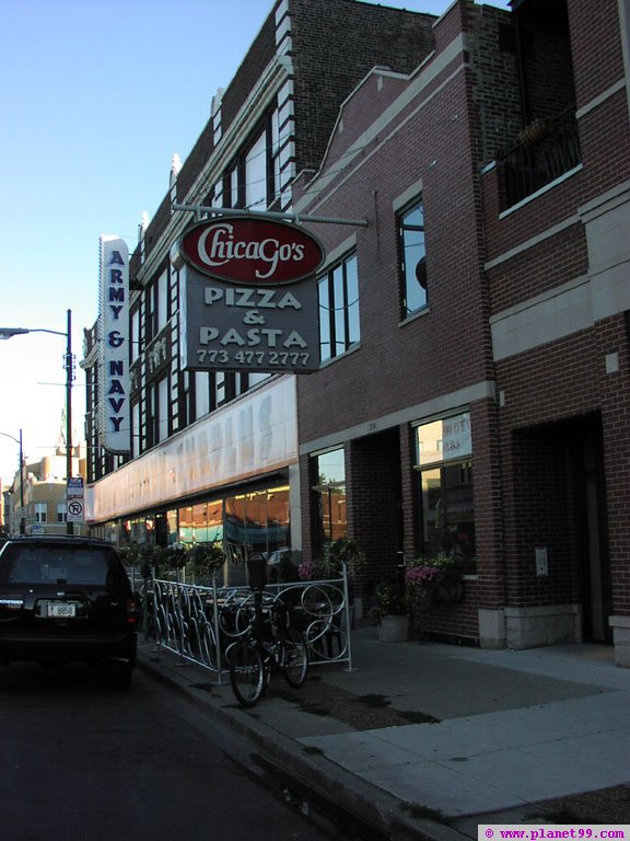 Chicago's Pizza and Pasta , Chicago