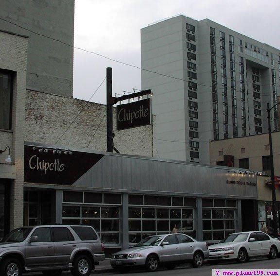 Chipotle , Chicago