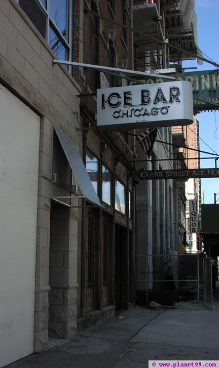 Chicago , Ice Bar