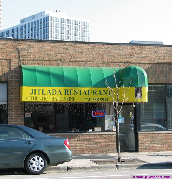 Jitlada Thai House , Chicago