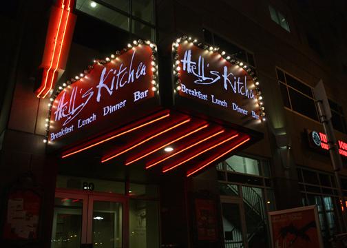 Minneapolis , Hell's Kitchen