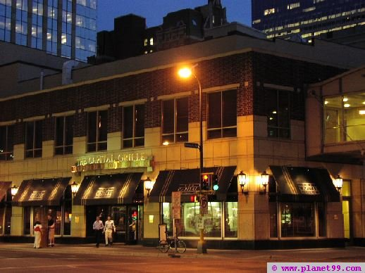 Minneapolis , The Capital Grille